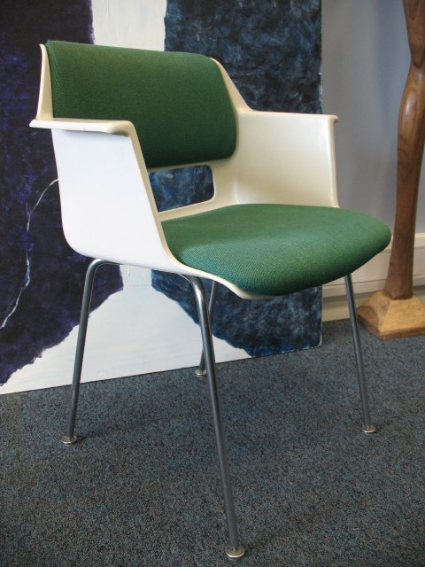 **SOLD**2X Dutch Gispen 'P5' Chair