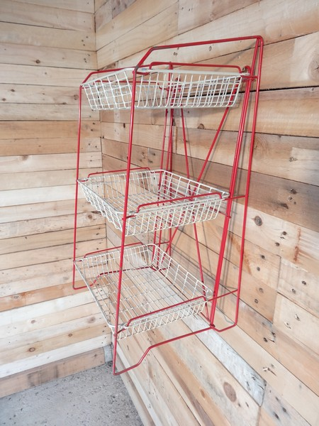 Tomado kitchen storage rack