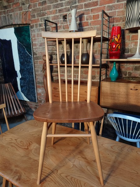 Ercol Windsor Goldsmith Chairs (4)