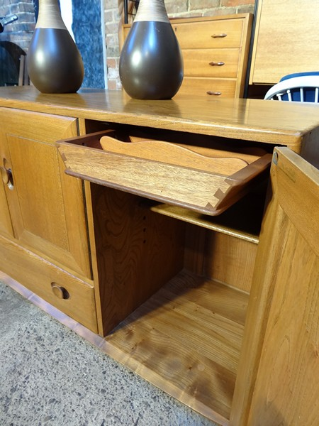 reserved - Ercol sought after Windsor Elm Sideboard