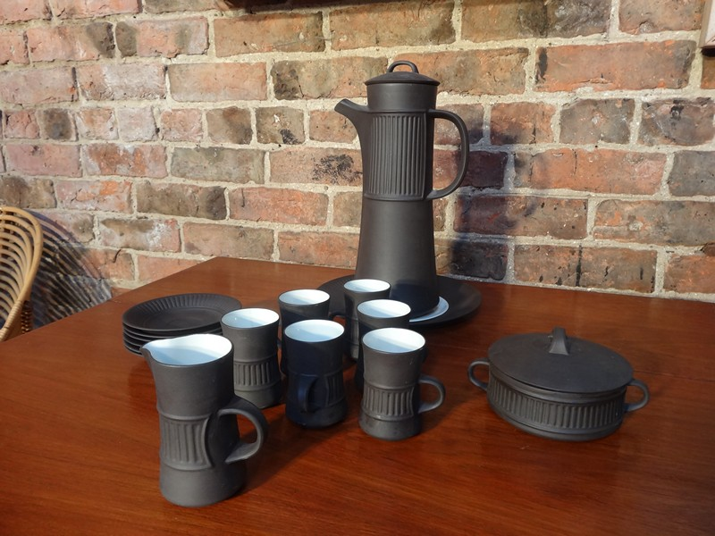 1960's Dansk coffee set