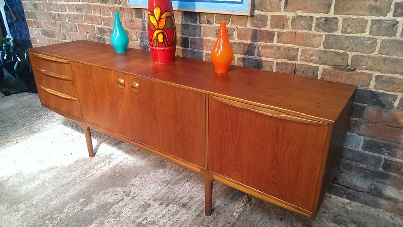 **SOLD**Danish organic Sideboard