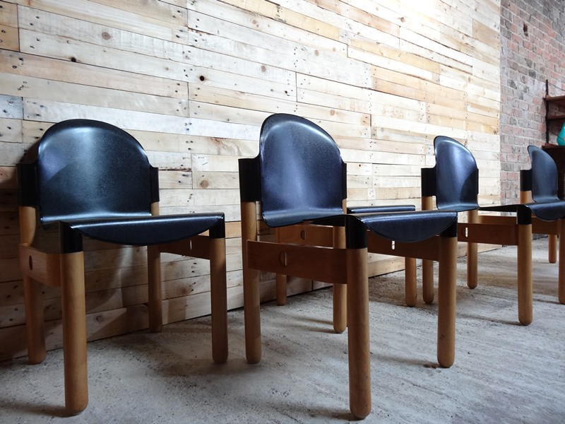 6 Gert de Lange for Thornet ''The Flex'' Chairs