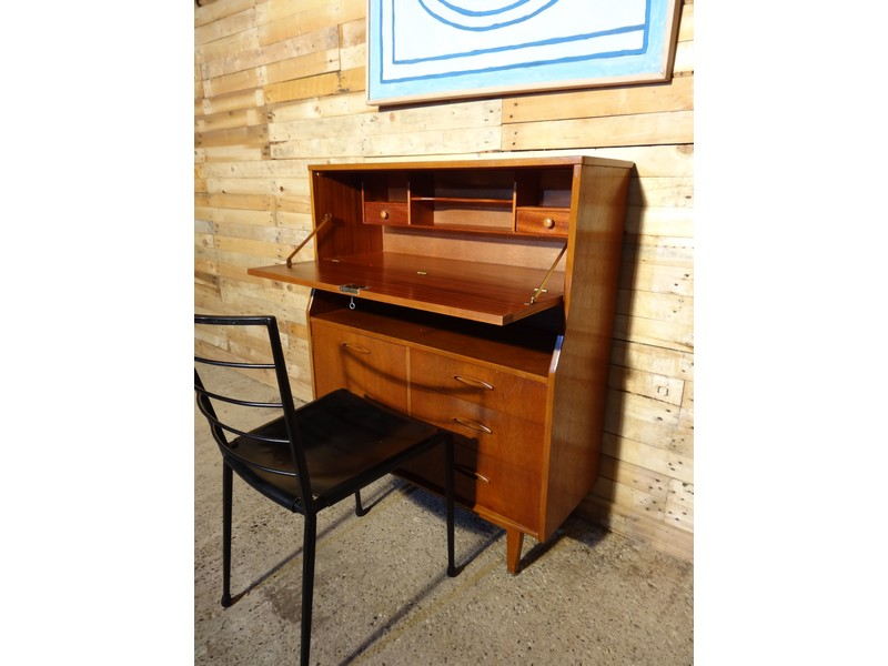 **SOLD**Danish Teak Desk