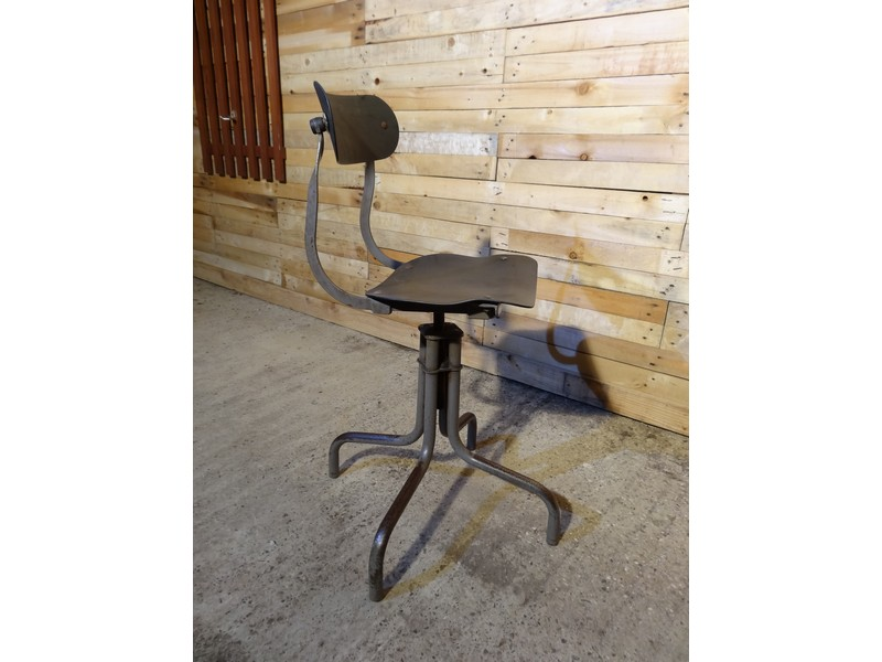 1930's Industrial sewing stool (price on request)
