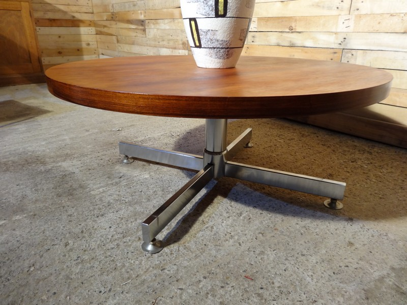 1960's Danish rosewood  coffee table