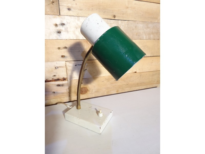 1950's metaltable lamp