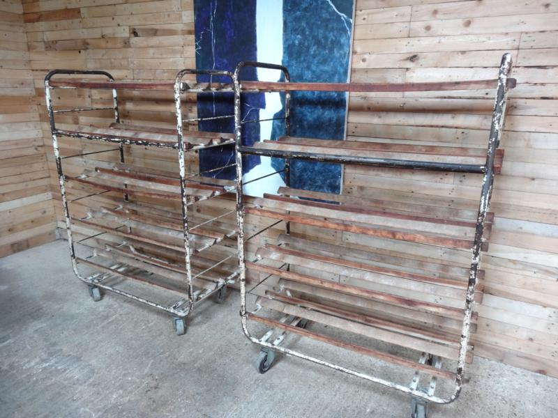 Vintage French bread Rack (price on request)