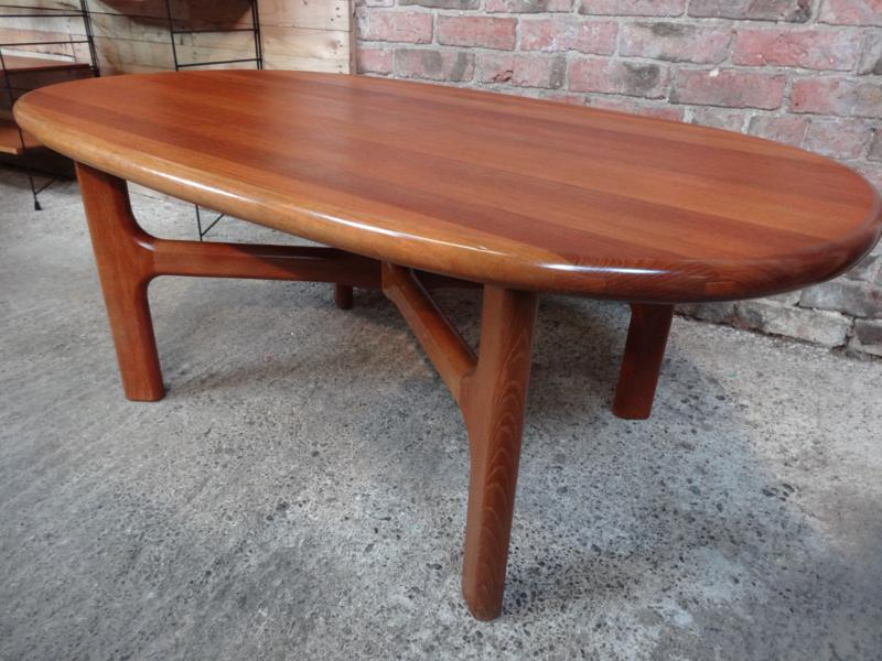 Rare solid teak mid century modern Dyrlund Coffee / Centre Table (price on request)