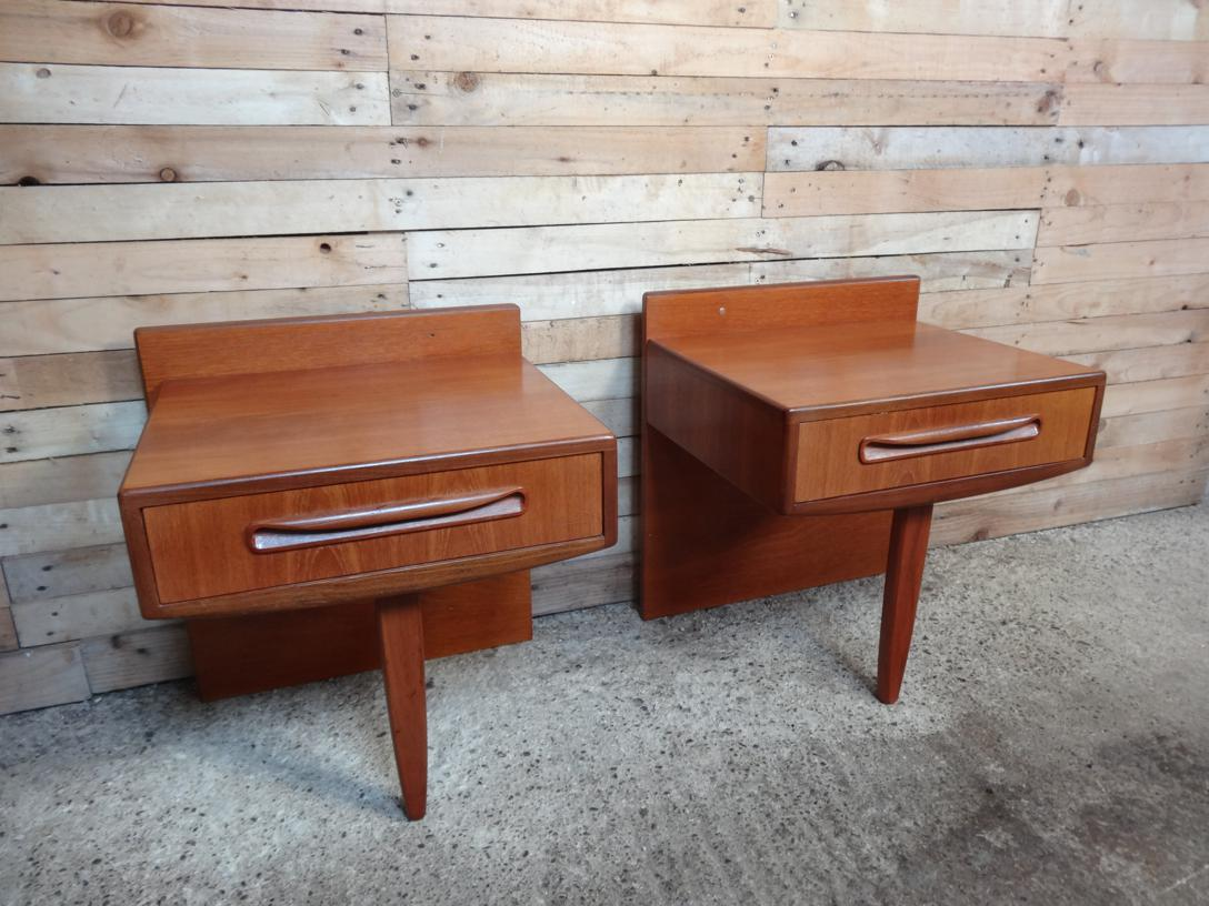 SOLD - 2X Koford Larsen chest of drawers / Bedside tables