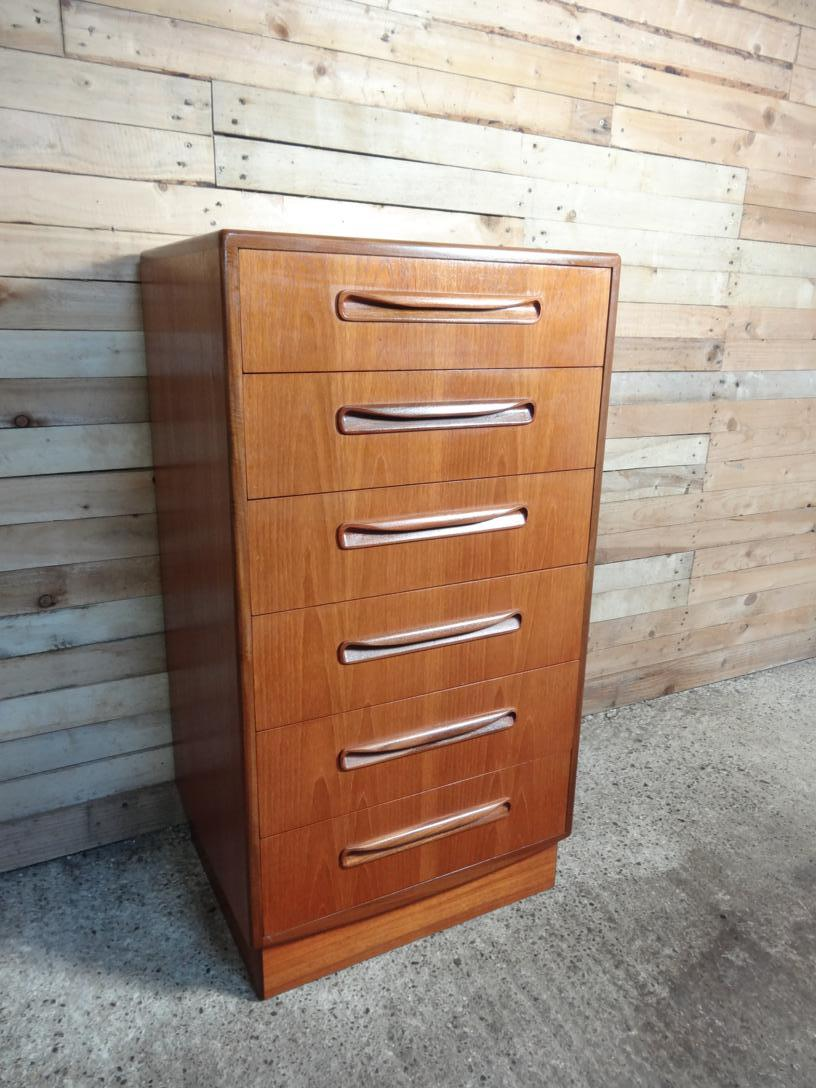 SOLD - Tall  Koford Larsen chest of drawers