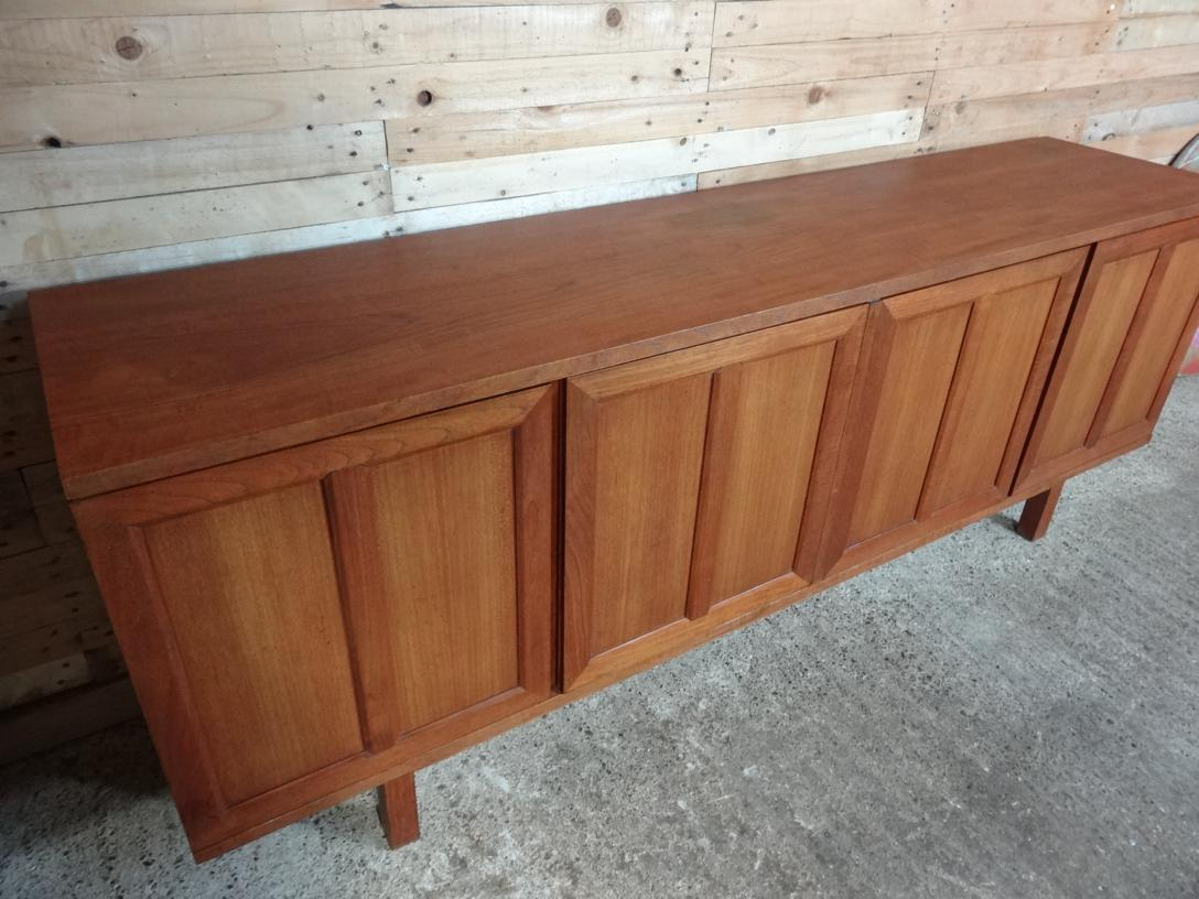 Very Large Danish Sideboard