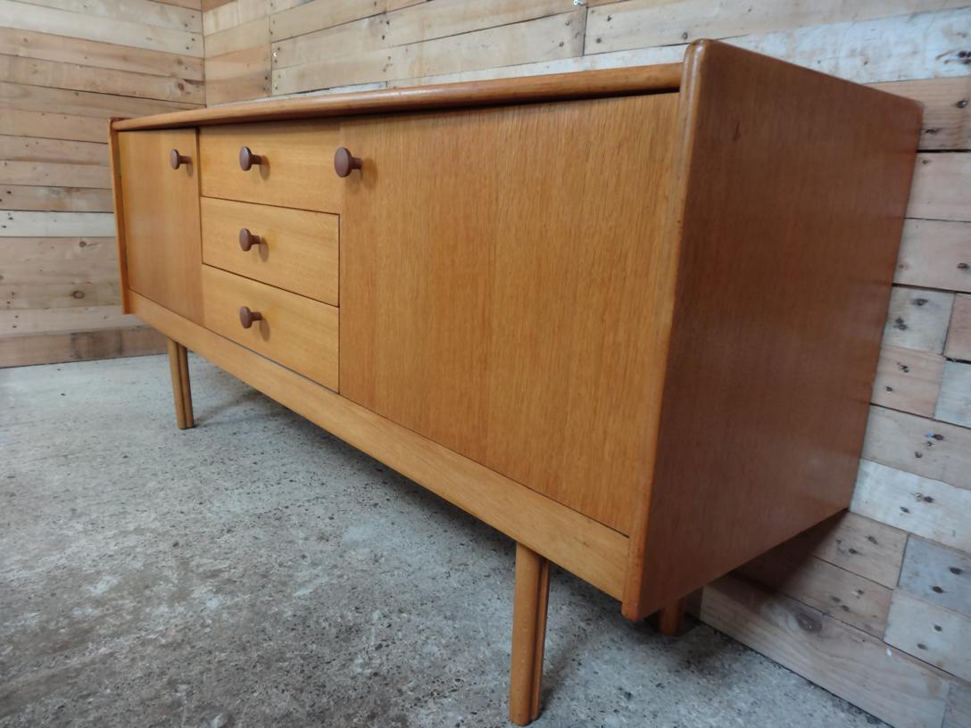 Retro 1950 oak Sideboard (160)