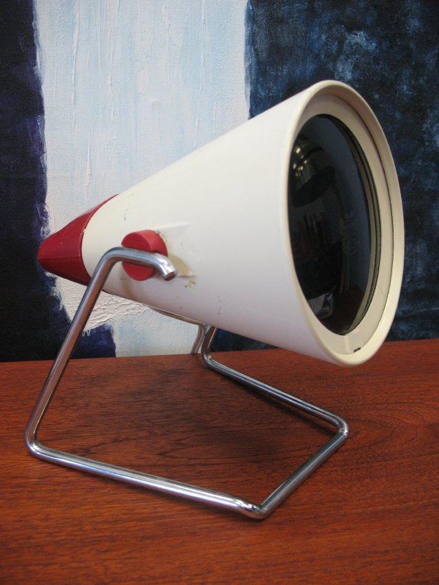 Philips Charlotte Perriand 1960's desk lamp