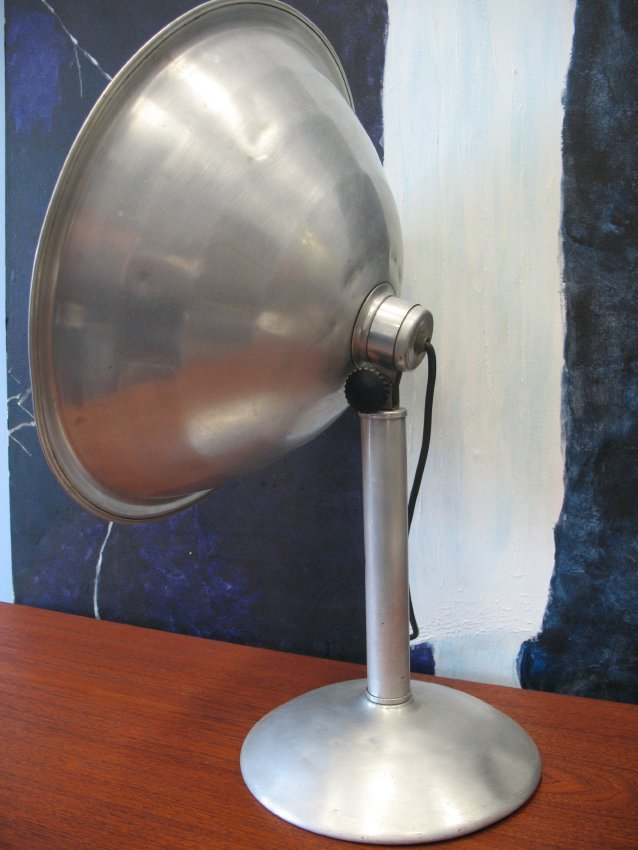Industrial Aluminium lamp