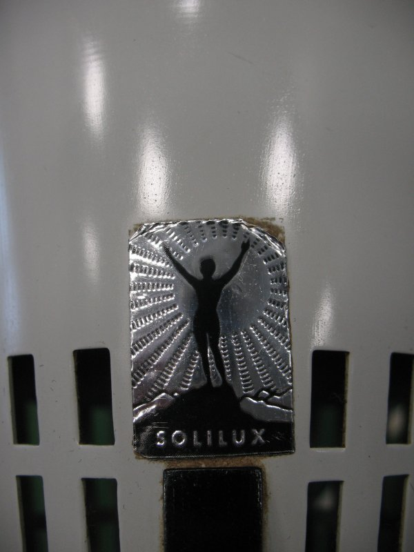 Solilux desk lamp