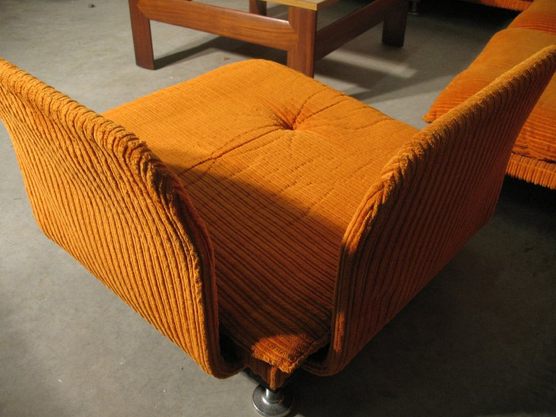 **sold** Vintage 2 three seater module sofa