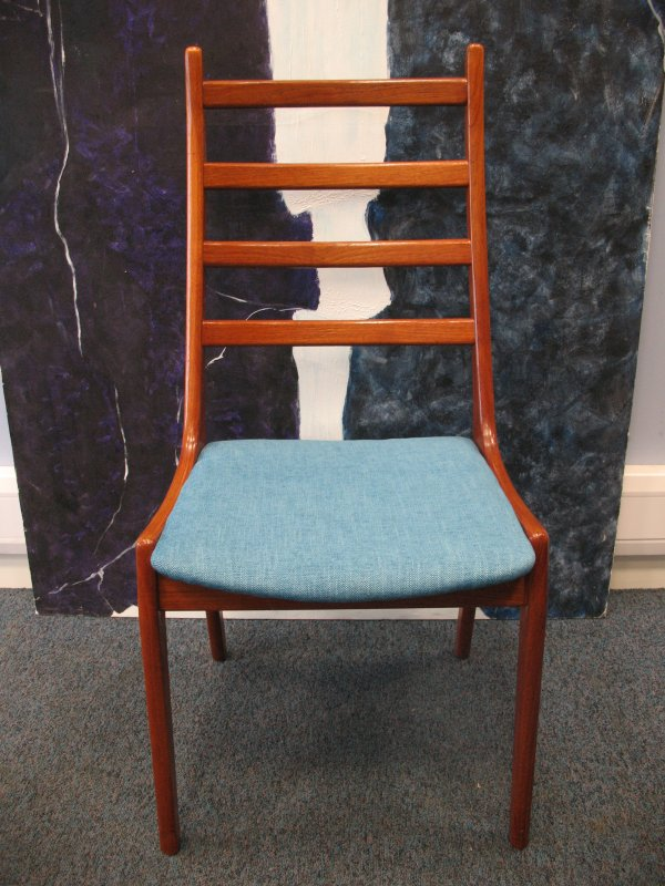 **SOLD**6 Danish Johan Anderson Chairs
