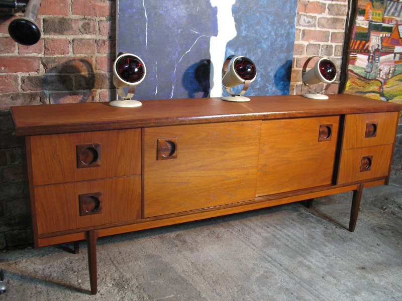 SOLD - Danish Mogens Kold sideboard