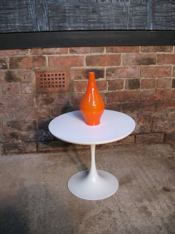**SOLD**1960's Danish Arkana table, designed by Eero Saarinen