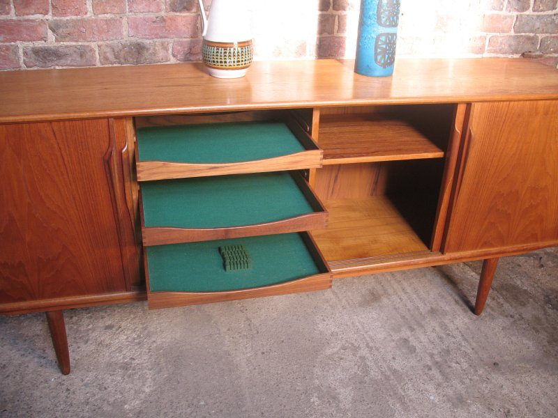 **SOLD** X Large Danish Hansen sideboard