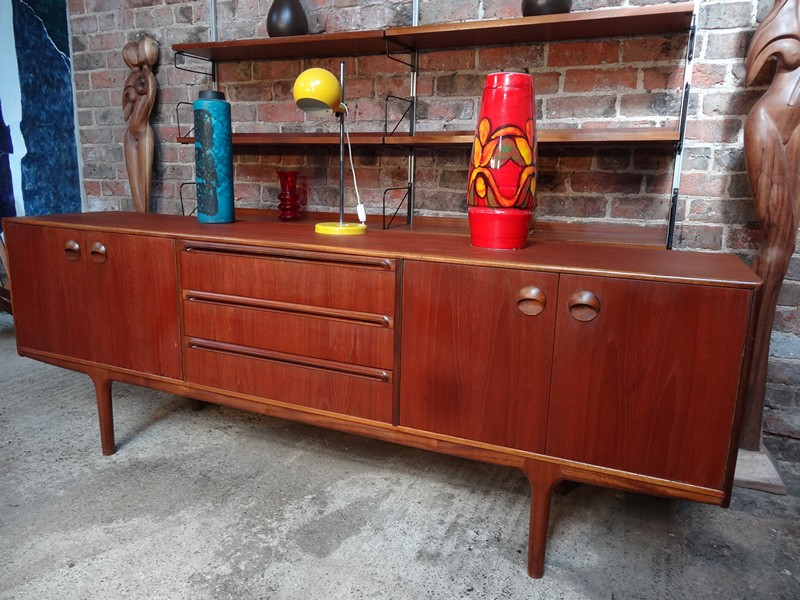 **SOLD**Danish organic Sideboard (102)
