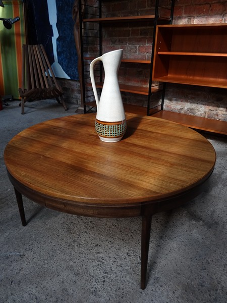 **SOLD**1960's Danish Johan Anderson rosewood  coffee table