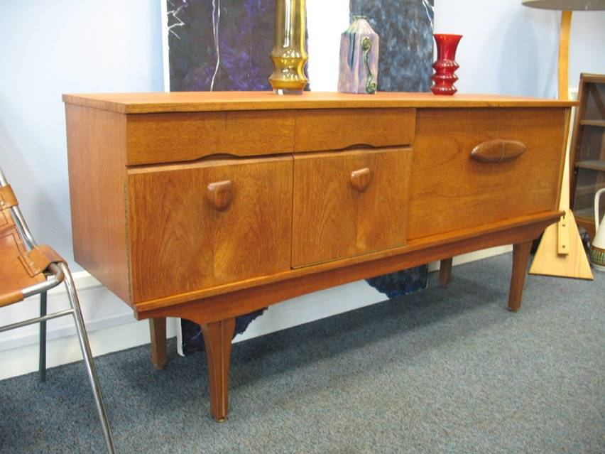 SOLD - Teak Sideboard (136)