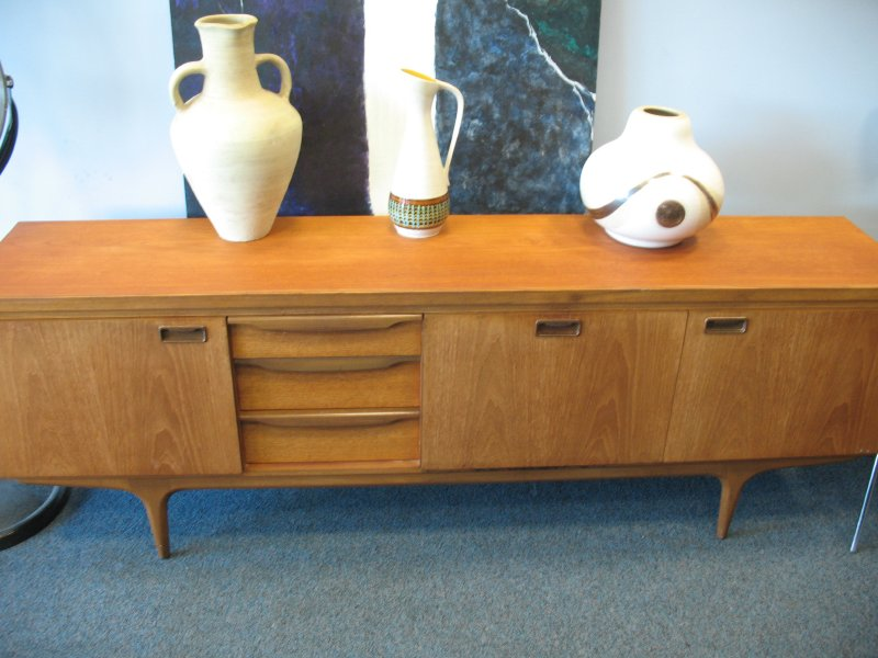 **SOLD**1960's Teak Sideboard