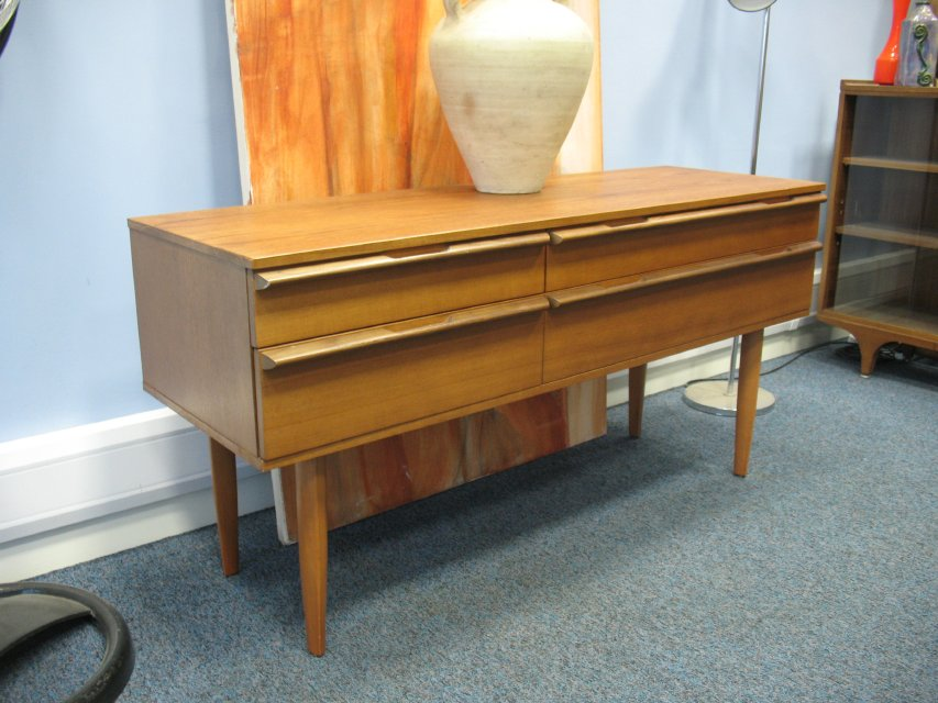 **SOLD**Lovely Small Teak Sideboard