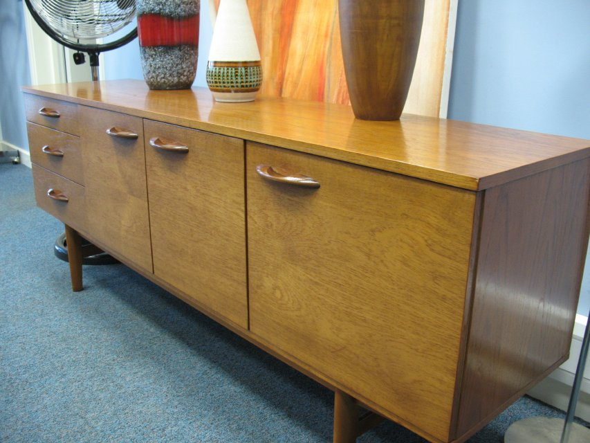 SOLD - Teak Danish Sideboard