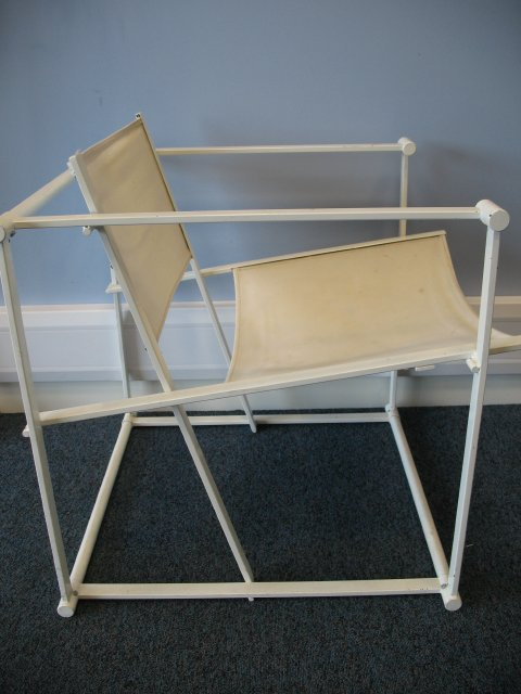 **SOLD **UMS Pastoe Cube Chair