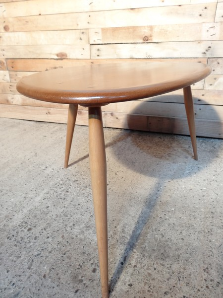 **SOLD**Organic Ercol coffee table