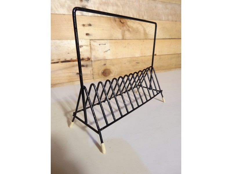 Tomado letter rack large black