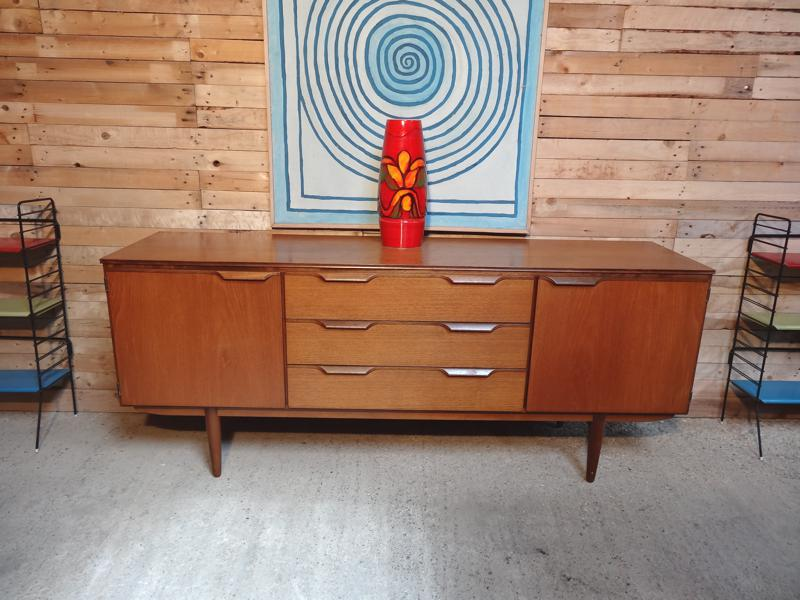 **SOLD**Minimalistic Danish designed Sideboard (102)