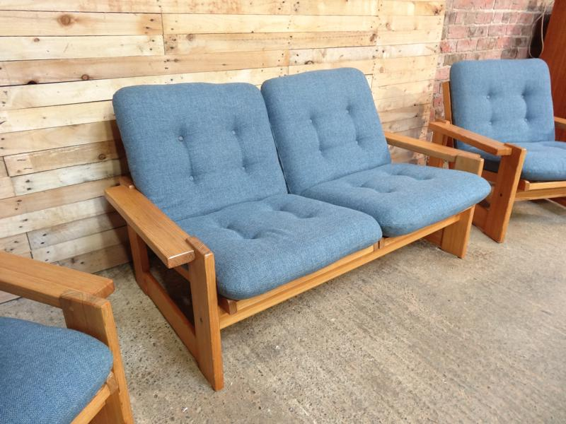 SOLD - Vintage Dutch Pastoe two seater sofa (price on request)