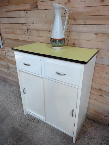 1950's kitchen cabinet in mint cond
