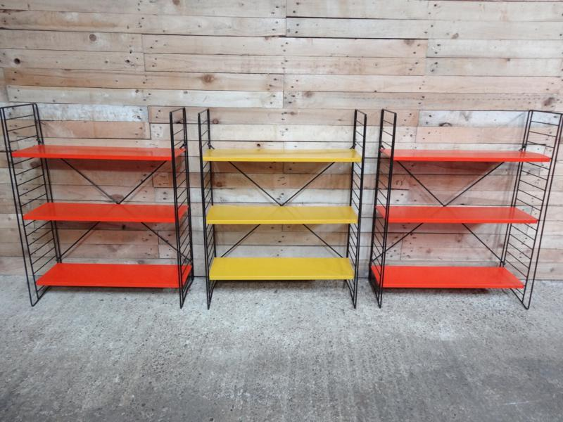Sought after Freestanding Tomado Rack x3