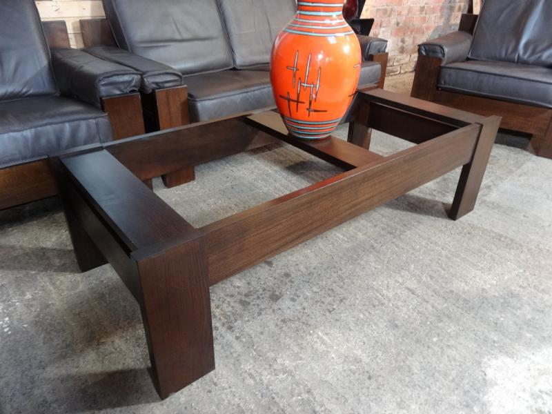 1970's Vintage Leolux coffee table (price on request)