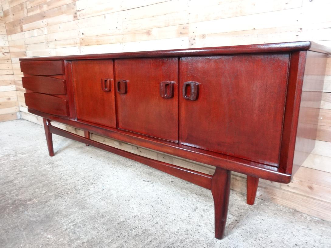 SOLD - XL Danish style sideboard (111)