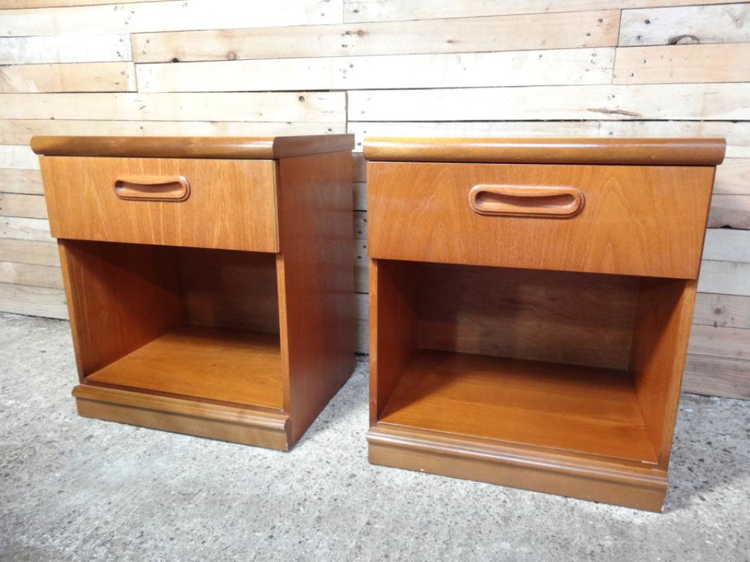 2X Koford Larsen chest of drawers / Bedside tables