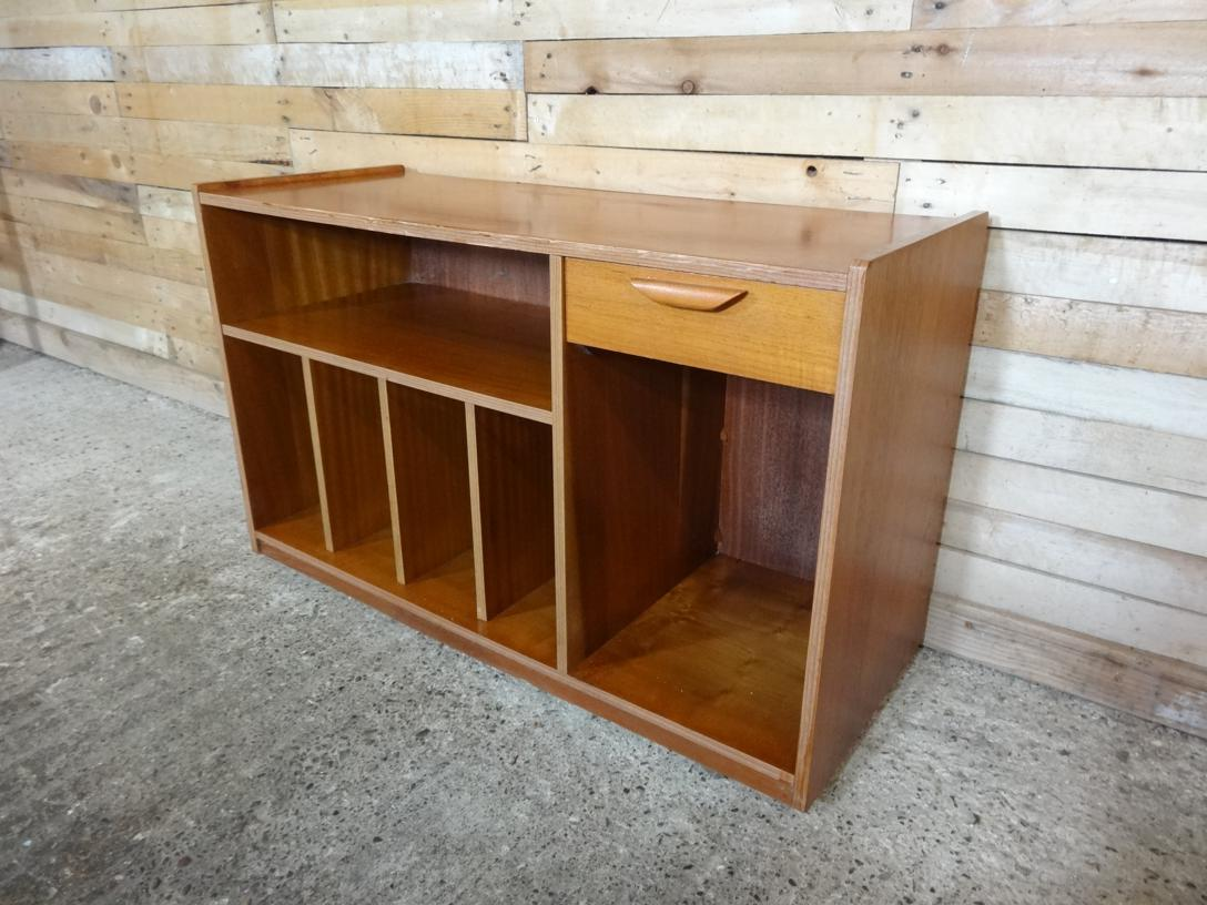 SOLD - 1960's Music / audio / LP cupboard