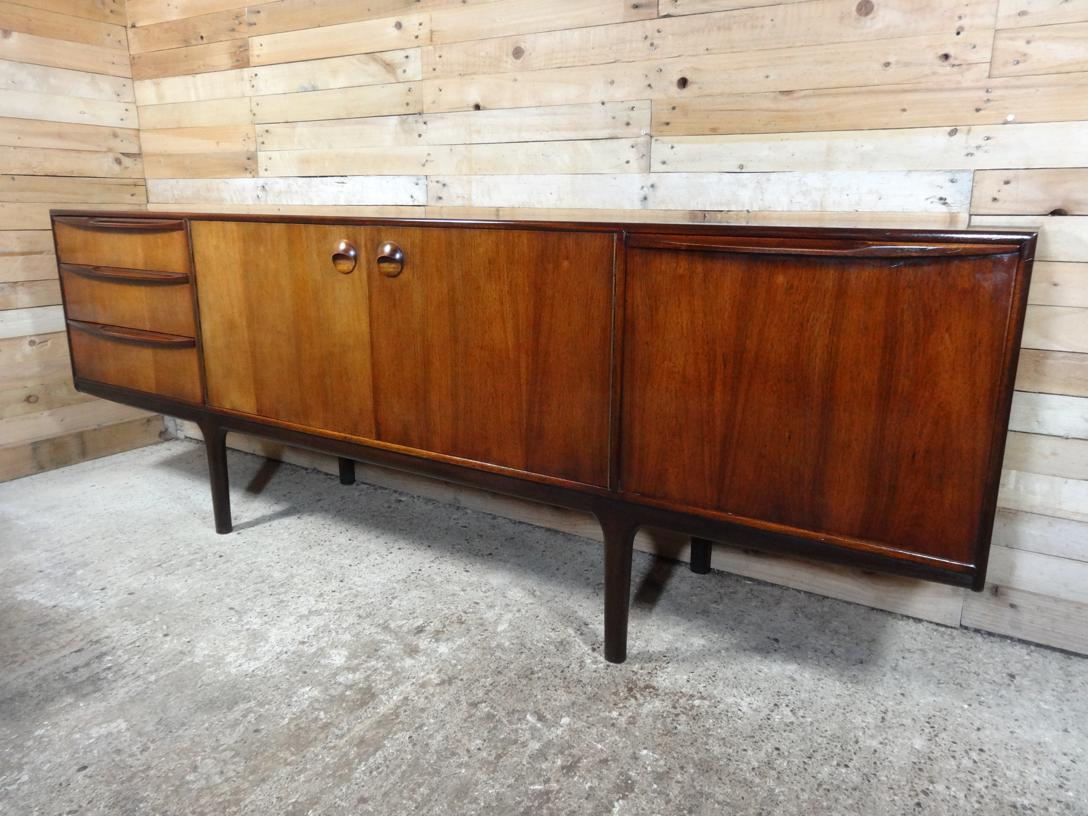 SOLD - Danish designed rosewood organic Sideboard (149)