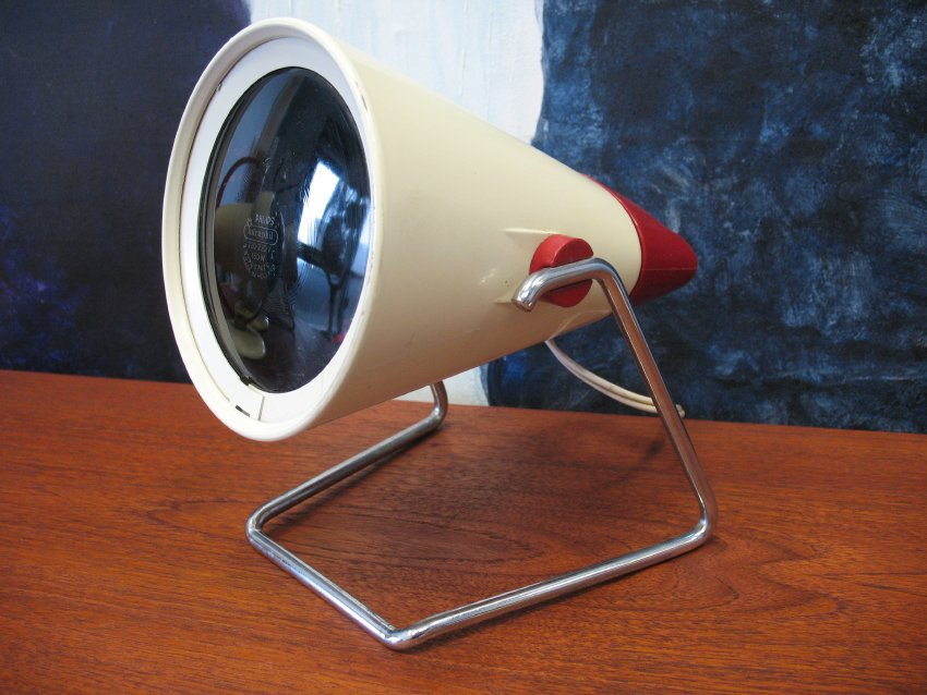 Philips Charlotte Perriand 1960's bureau lamp