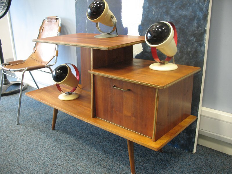 **SOLD**1960's small Teak Plasma/TV Sideboard