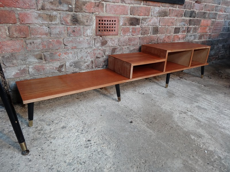 **SOLD**1950's TV stand / low Sideboard