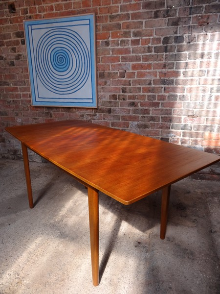 **SOLD**Large Gunni Omman, Axel Christensen Danish Teak Table