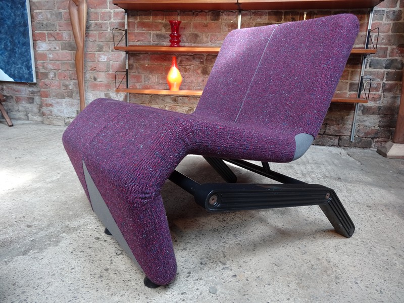 Price on request, Artifort Thiery Belt super unusual chair