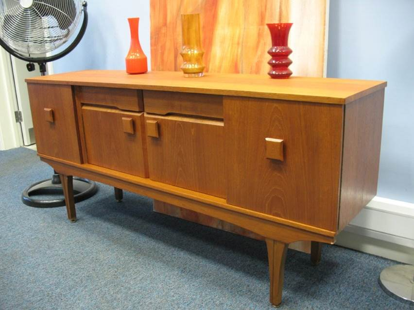 SOLD - Teak Sideboard