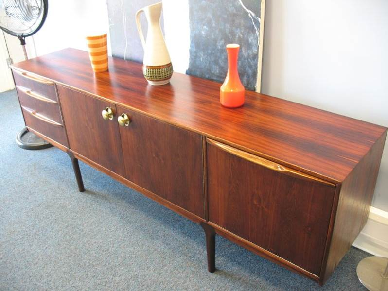 SOLD - 1960 Rosewood  Sideboard